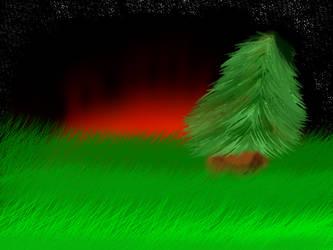 Tree by starkittens