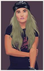 Anastasia Yankova Trailhead Wear Indastree by Sed4tives