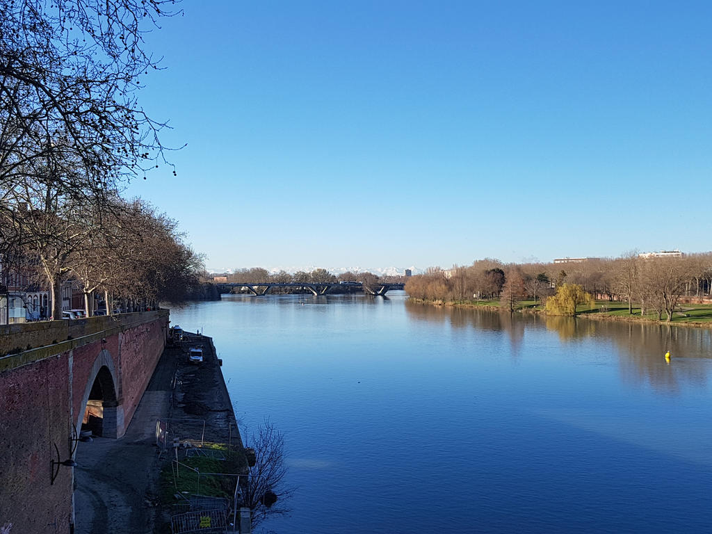 Beautiful day in Toulouse by TurtleClairou