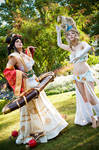 League of Legends - Sona and Janna