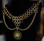 Steampunky Necklace Dealie