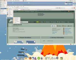 Desktop - September 2008 by adrianvincent