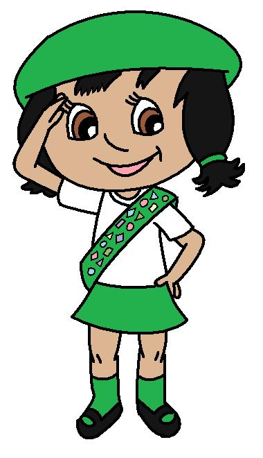 girl scout ginger snap by clovershroom on deviantart
