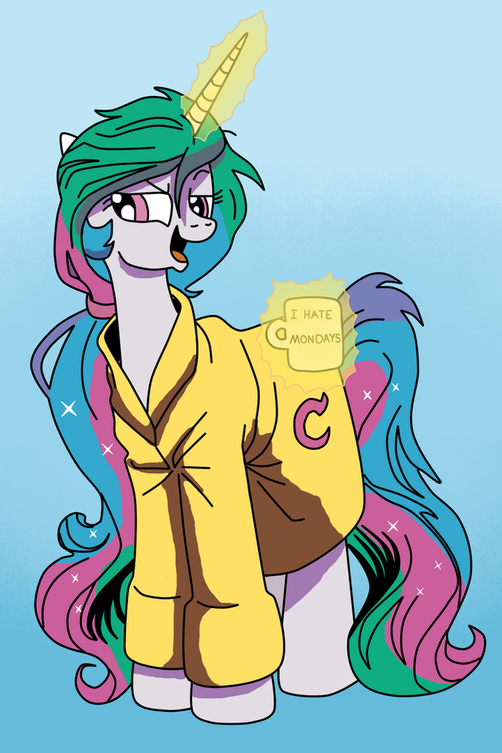 Celestia Robe by Ced75