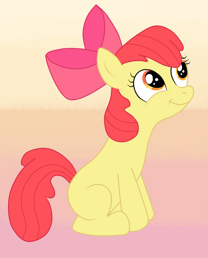 Apple Bloom by Ced75