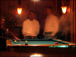 Ghost World - Pool Sharks by bdusen