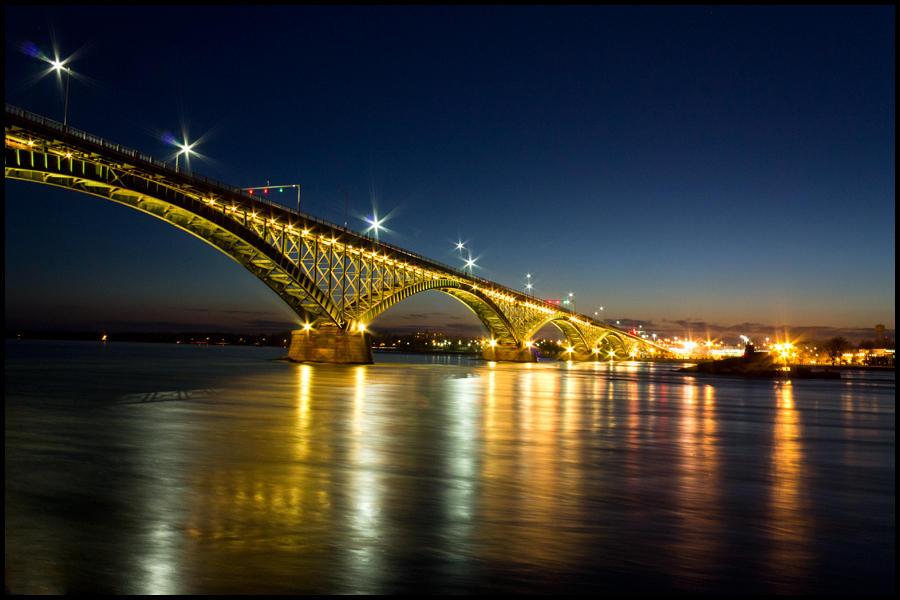 Bridging Peace