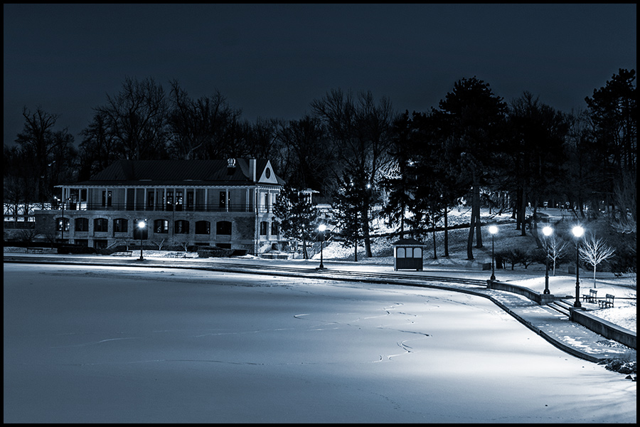 Winter's Hush by bdusen