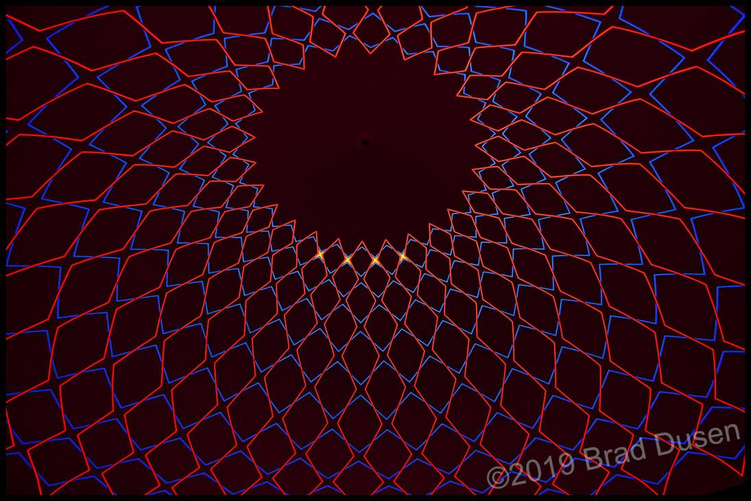 Neon Lattice by bdusen