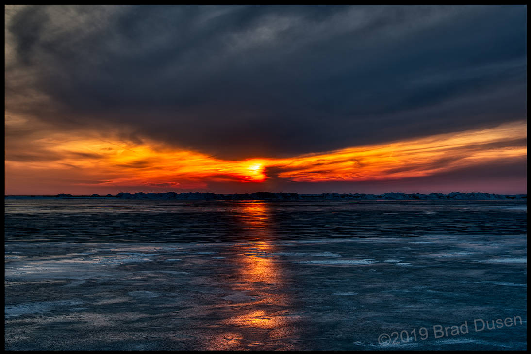 Fire and Ice by bdusen