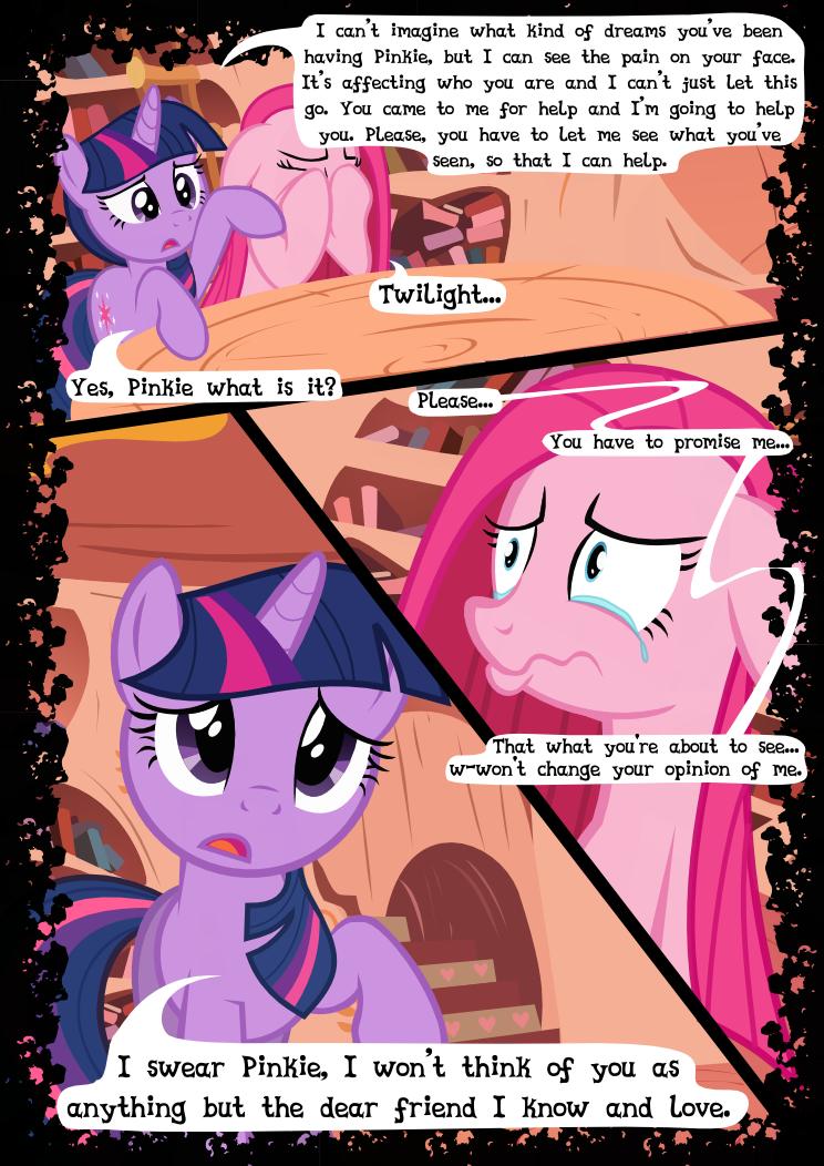 Silent Ponyville Pg15 by Mashuga31