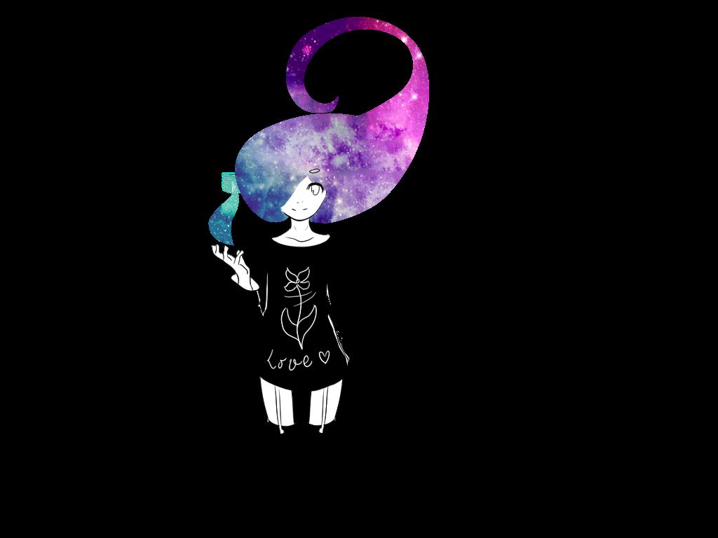 Galaxy by CandyBlade