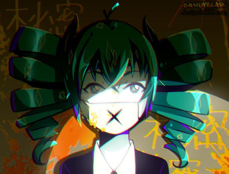 Himitsu Keisatsu - Hatsune Miku by CandyBlade