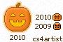 Pumpkin Icons by cs4artist