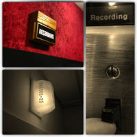 Recording Lights by danduskin
