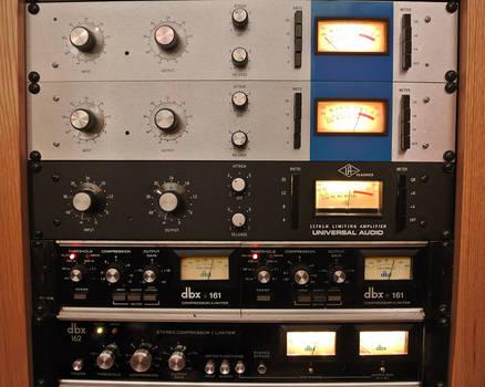 Universal Audio 1176 Compressers