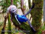 OOAK Monster High doll customization
