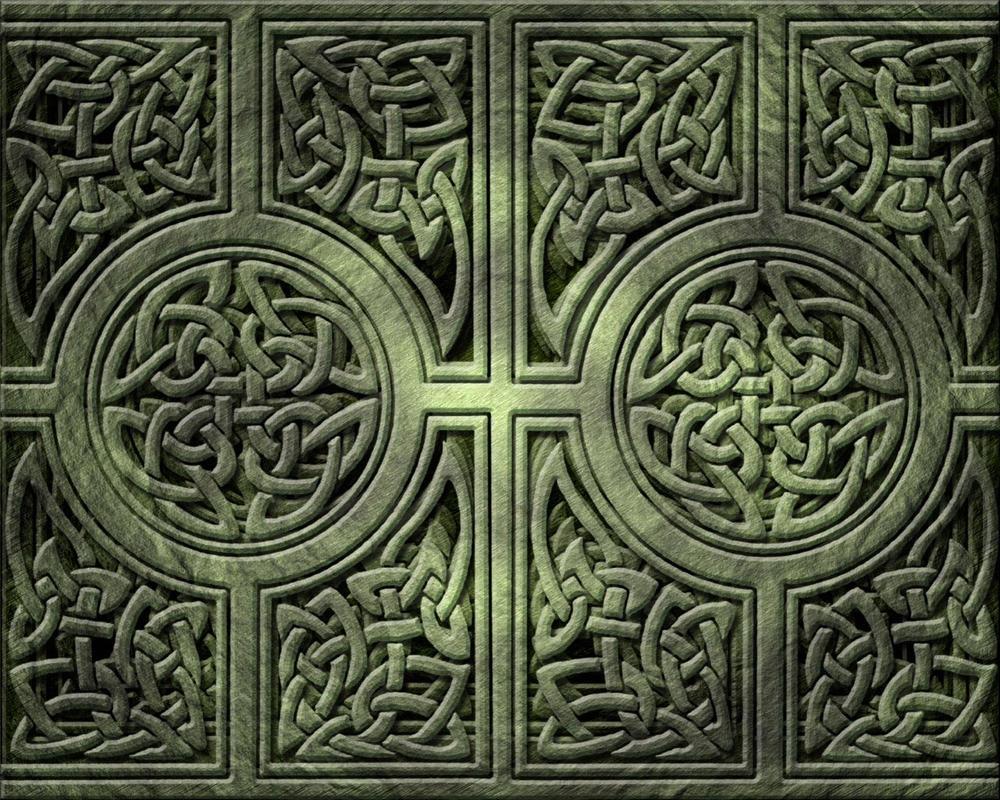 Celtic Knotwork 3D Wallpaper  Nice Wallpapers