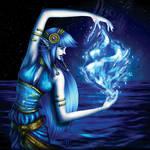Nymph Sorceress