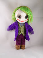 Why So Serious? by Crittercre8r