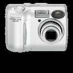 Nikon 4600 Icon by Tomatogrower