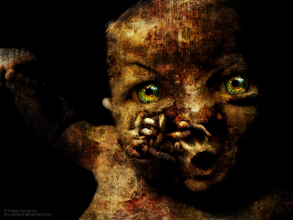 Spawn of the Infested Foetus by myndsnare
