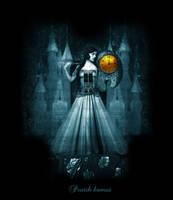 Mistress of Time by myndsnare