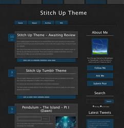 Stitch Up Tumblr Theme