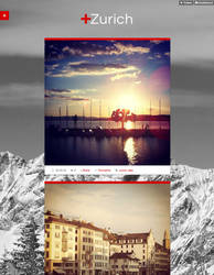 Zurich Responsive Tumblr Theme