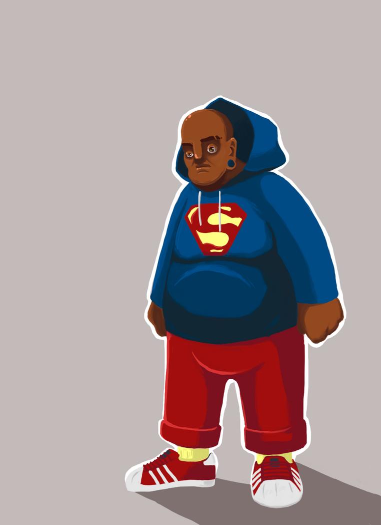 superman fan by Indiedays