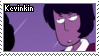 Kevinkin - STAMP by RottenStamps