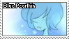 Blue Pearlkin - STAMP by RottenStamps