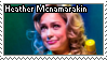 Heather McNamarakin (Musical) - STAMP by RottenStamps