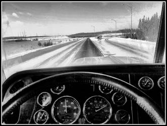 Open Road by CautionHorse