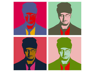 Nostalgia Critic - Andy Warhol by WheelOfFish
