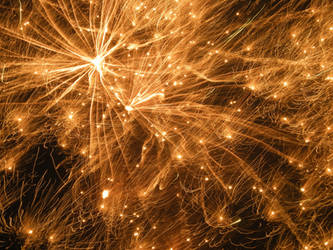 Fireworks by WheelOfFish