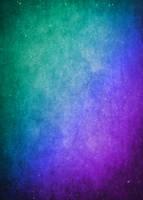 Aurora Borealis Grunge by WheelOfFish