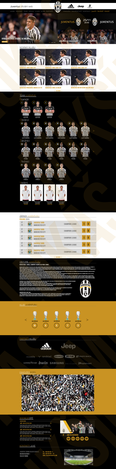 Juventus unofficial by mikQ94