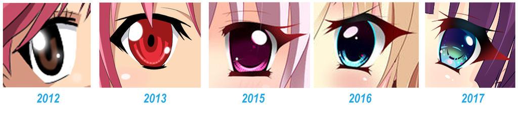 Eye evolution by kotakkun
