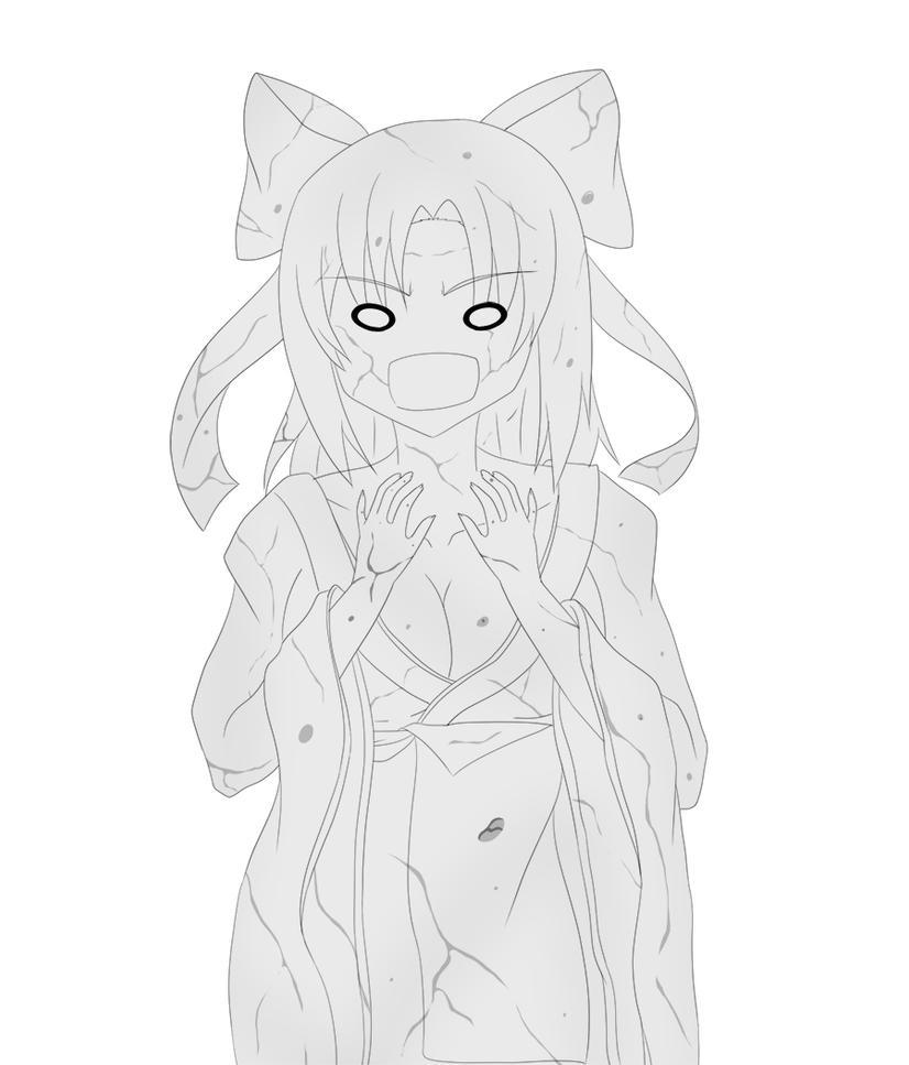 [COM2017] - Yumi petrified by kotakkun