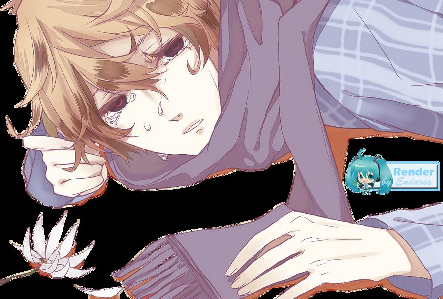 Mutou Tohru Anime Shiki Render By Endaria