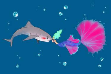 Mermaid-n-Fish! Challenge