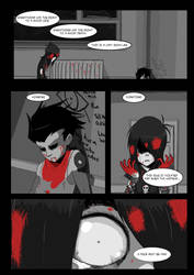 Gravston Ch. 1. Pg. 1 by Rogo-the-Golden-Boy