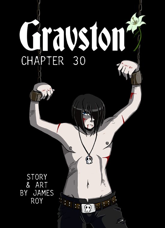 Gravston Chapter 30 Cover by Rogo-the-Golden-Boy