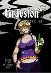 Gravston Chapter 31 Cover by Rogo-the-Golden-Boy