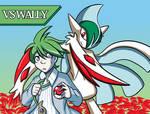 Wally and Gallade