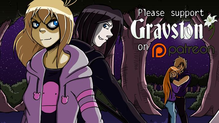 Gravston Patreon! by Rogo-the-Golden-Boy