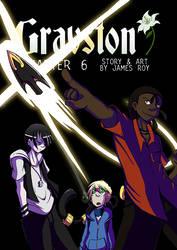 Gravston Chapter 6 Cover by Rogo-the-Golden-Boy