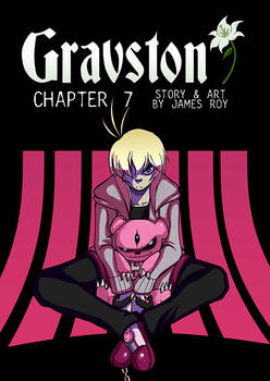 Gravston Chapter 7 Cover