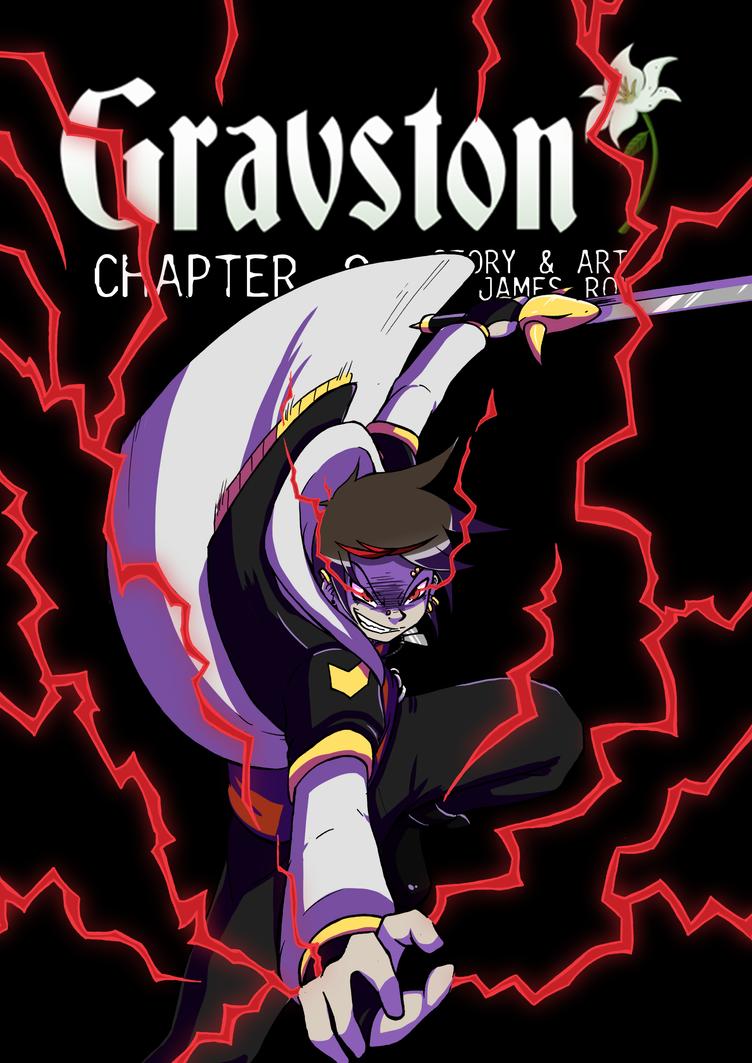 Gravston Chapter 8 Cover by Rogo-the-Golden-Boy